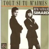 Tout Si Tu M'aimes - Simard Nathalie - Rene