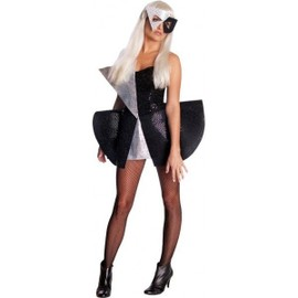 Costume Licence Lady Gaga Paillettes