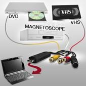 Convertisseur num�rique VHS K7