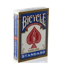 Jeu Bicycle Bleu (Format Poker, Us Playing Card Company)