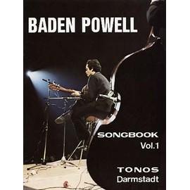 BADEN POWELL Songbook Vol. 1