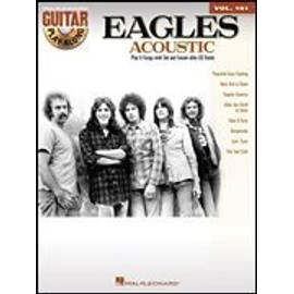 The Eagles + CD Guitar Play-Along Volume 161