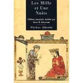 Les Mille Et Une Nuits Coffret 4 Volumes de Collectif