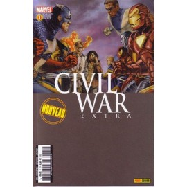 Civil War Extra 1 A 4 (Lot) 1