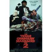 Poster Leather : Massacre � La Tronconneuse 3 (En Anglais Texas Chainsaw Massacre 2)
