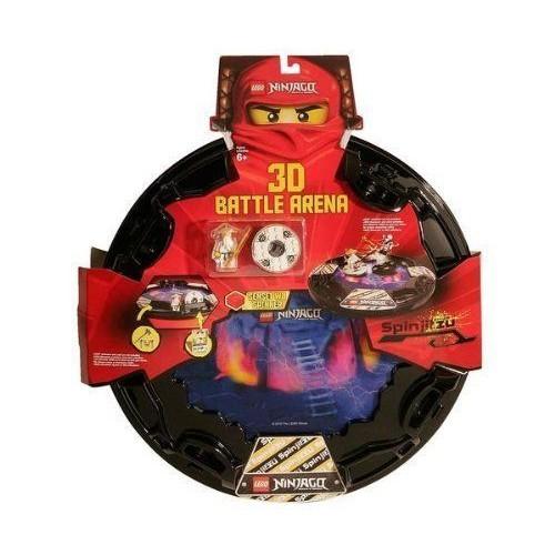Lego Ninjago - 853106 - Jeu De Construction - Arène De Combat Ninjago