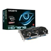 Gigabyte GV-R787OC-2GD - Carte graphique