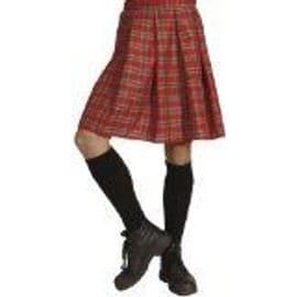Deguisement Kilt Ecossais Taille Unique