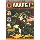 Aaarg ! N� 1, Novembre-D�cembre 2013 de Pierrick Starsky
