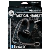 Subsonic - Casque Tactical Bluetooth Pour Ps3 - Camo Edition