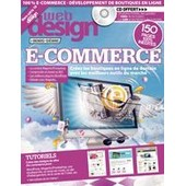 Web Design Hors S�rie N�10 Rare! Avec Cd Rom Offert E-Commerce- Cr�ation De Site