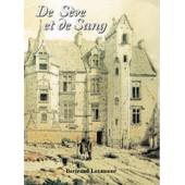 De S�ve Et De Sang. Manoir D'argouges � Vaux-Sur-Aure D�dicac� de Bertrand Levasseur