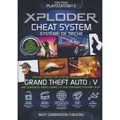 Xploder Cheat System Gta 5 Ed.