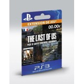 Playstation Live Card - Season Pass The Last Of Us