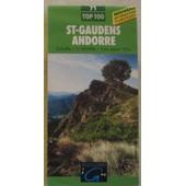 St-Gaudens Andorre - 1/100 000 de Collectif
