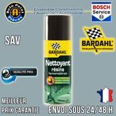Bardahl Nettoyant R�sine R�f:4440 200ml Qualit� Pro !