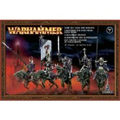 Warhammer Battle - Chevaliers Sur Sang Froid Elfes Noirs (85-11)
