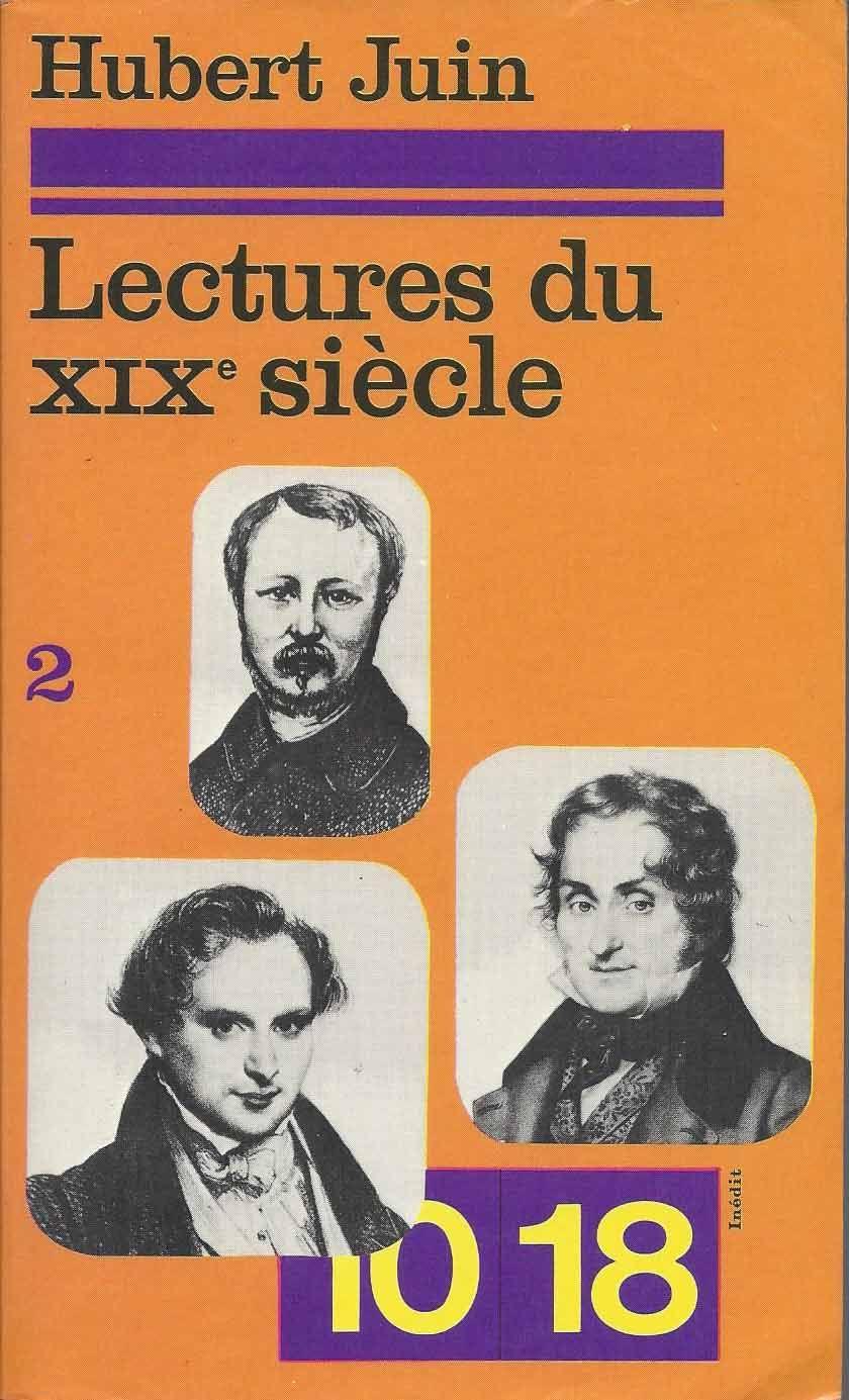 Lectures du XIX siecle