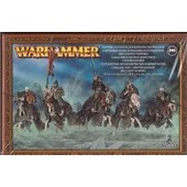 Warhammer Battle - Chevaliers Noirs / Emissaires D'outre Tombe Des Comtes Vampires (91-10)