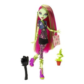 Poup�e Monster High Venus Mcflytrap