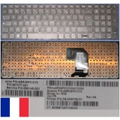 Clavier Azerty Fran�ais / French Pour HP Pavillion G7-2000 G7-2100 Series, Win8, Noir / Black, Model: R39, P/N: AER39F01210, 697477-051, 699146-051, 2B-04907Q121