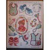 Encyclop�die Du Point De Croix P 125 � P 148 de Gabrielle Brioschi