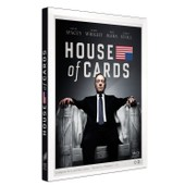 House Of Cards - Saison 1 - Blu-Ray de David Fincher