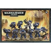 Warhammer 40,000 ( 40k ) - Escouade Tactique Space Marine (48-07)