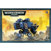 Warhammer 40,000 ( 40k ) - Dreadnought Ironclad Space Marine (48-46)