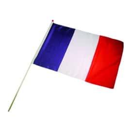 Drapeau France 30 X 45 Cm