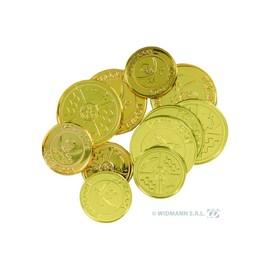 Sachet De 12 Fausses Pi�ces D'or