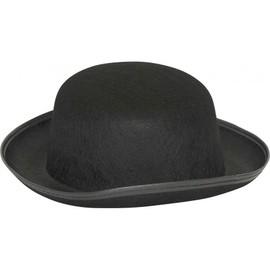 Chapeau Melon Noir Pour Adulte