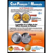 Catalogue Club Fran�ais De La Monnaie Octobre 2013 N� 170