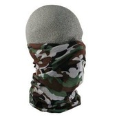 Masque, Tour De Cou - Camouflage Camo - Tube �lastique 50 X 25 - 100% Dacron - Taille Unique (Ghost Army Skull Soldier Protection) Snowboard, Ski, Moto, V�lo, Roller, Skate, Paintball, Airsoft, Ops...