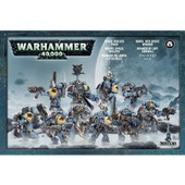 Warhammer 40,000 ( 40k ) - Meute Space Wolves (53-06)