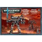 Warhammer 40,000 ( 40k ) - Cuirassier N�m�sis Chevalier Gris (57-09)