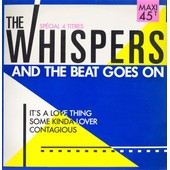 And The Beat Goes On + 3 Titres - The Whispers