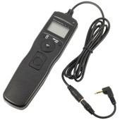 Timer Remote Control Shutter Release Cord for Canon EOS 650D 550D 600D 60D DC274-PM1