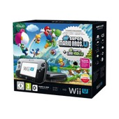 Console Nintendo Wii U New Super Mario U