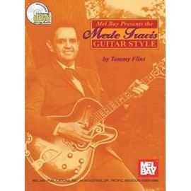 Tommy Flint : Merle Travis Guitar Style + CD