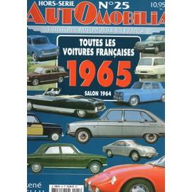 Automobilia Hors-S�rie Salon 1964 25