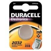 Pile Appareils Electroniques - 2032 Blister X 2