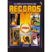 Le Livre Guinness Des Records, 1984