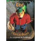 On�, L'ours Du Scorff - Le Restaurant Du Ver Luisant de Tressos, Pierre