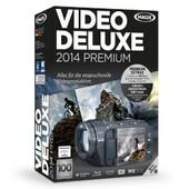 Magix Video Deluxe 2014 Premium - Ensemble De Bo�tes - 1 Utilisateur - Win