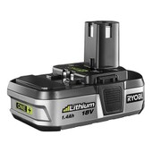 Batterie Lithium Ion 18 V 1.4 Ah Ryobi Systeme One + Rb18l15