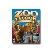 Zoo Tycoon Complete Collection - Ensemble Complet - Pc - Cd - Win - Allemand