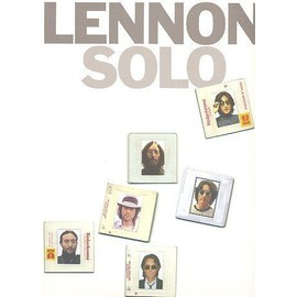 John Lennon: Solo Piano,  Vocal & Guitar (with Chord Boxes)