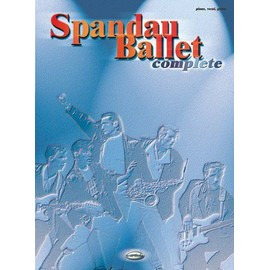 SPANDAU BALLET COMPLETE PVG