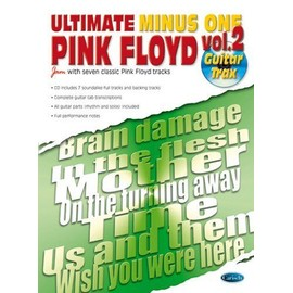 PINK FLOYD ULTIMATE PLAY-ALONG VOL.2 TAB CD